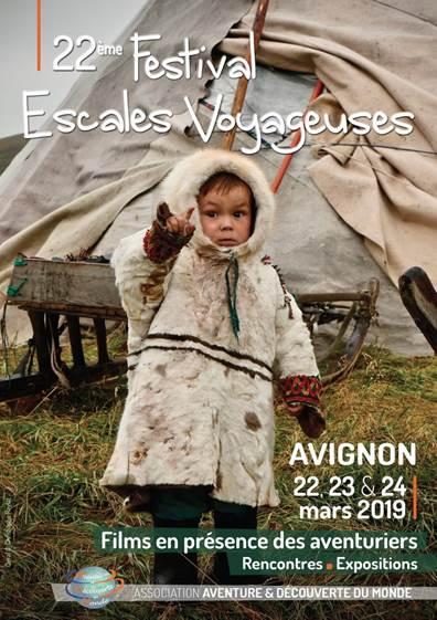 festival Escales Voyageuses en Avignon organisé par l'association ADM